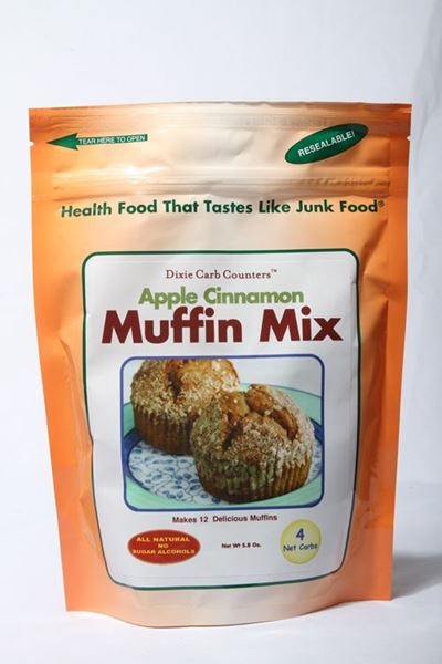 Picture of Muffin Mix - Apple Cinnamon