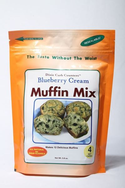 Picture of Muffin Mix - Blueberry Cream