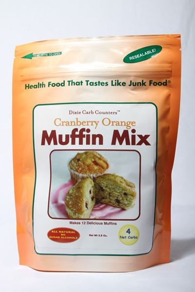 Picture of Muffin Mix - Cranberry Orange