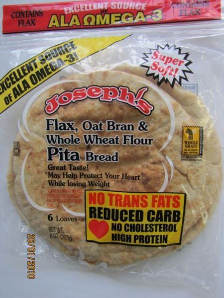 Picture of Joseph's Pita Bread