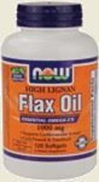 Picture of Now - Flax oil