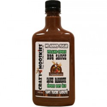 Picture of Crazy Mooskies BBQ sauce - Island spice