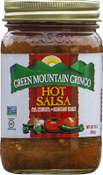Picture of Green Mountain Gringo Salsa - Hot