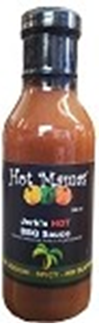 Picture of Hotmamas - Jerk'n Hot BBQ Sauce