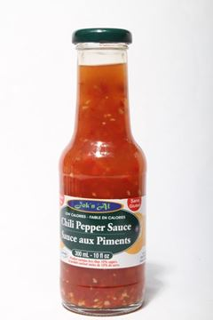 Picture of Jok-N-Al Chili Sauce