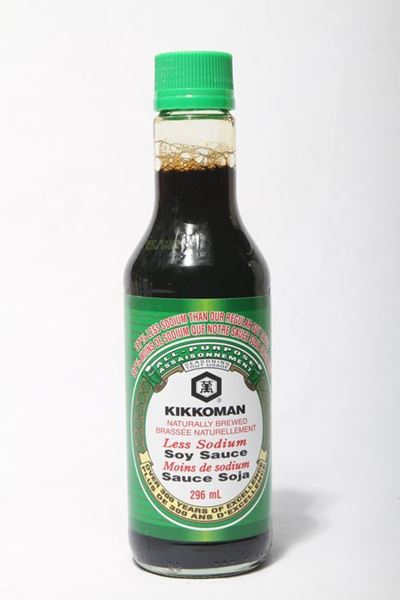 Picture of Kikkoman Low Sodium Soy Sauce