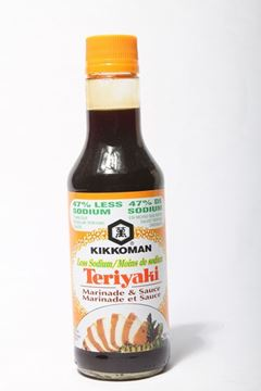 Picture of Kikkoman Low Sodium Teriyaki Sauce