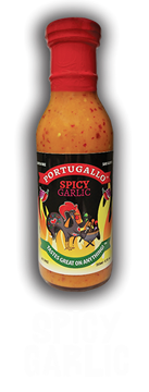 Picture of Portugallo Sauce - Spicy garlic