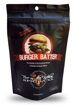Picture of Fire In The Kitchen -Burger Batter