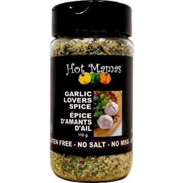 Picture of Hot Mamas Spice - Garlic lovers