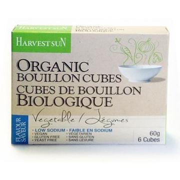 Picture of Low Sodium Organic Vegetable Bouillon Cubes