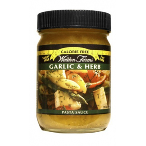 Picture of Waldenfarms - Garlic & Herb (Pasta Sauce)