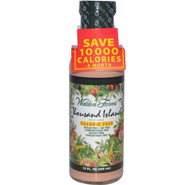 Picture of Waldenfarms Salad Dressing - Thousand Island