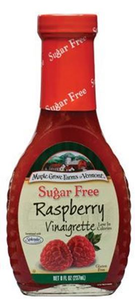 Picture of Maple Grove Farms Salad Dressing - Raspberry Vinaigrette