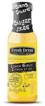 Picture of Fresh Dress Dressing Lemon Garlic