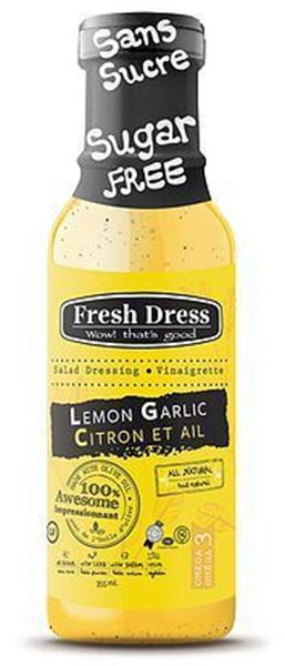 Picture of Fresh Dress Dressing Lemon Garlic