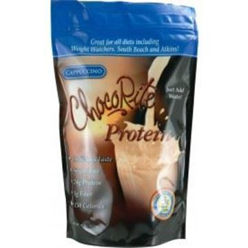 Picture of Chocorite Protein Shake (1lb)- Cappuccino
