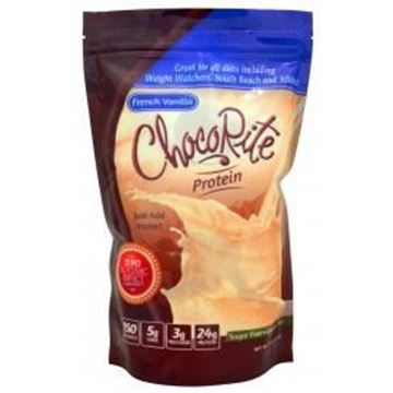 Picture of Chocorite Protein Shake (1lb)- French Vanilla