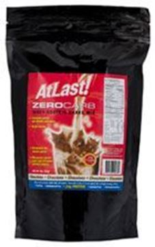 Picture of Atlast Zero Carb  Whey Protein Shake Mix (1 lb)-Chocolate
