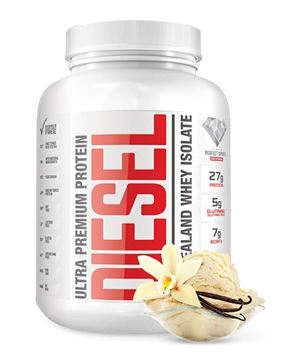 Picture of Diesel Protein Shake ( 5lb ) - French vanilla