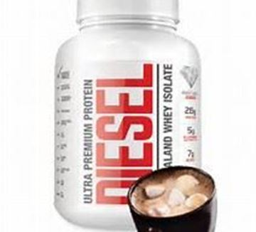 Picture of Diesel Protein Shake ( 5lb ) - Marshmallow Hot Chocolate