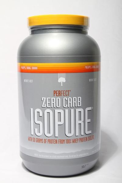 Picture of Isopure Whey Protein Shake (3lb)- Pinapple Orange Banana