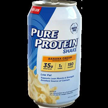 Picture of Pure Protein Shake - Banana  Cream