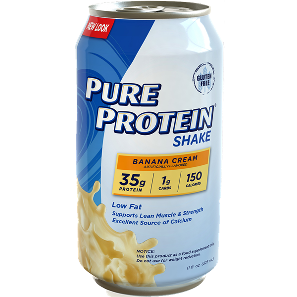 Picture of Pure Protein Shake - Banana  Cream