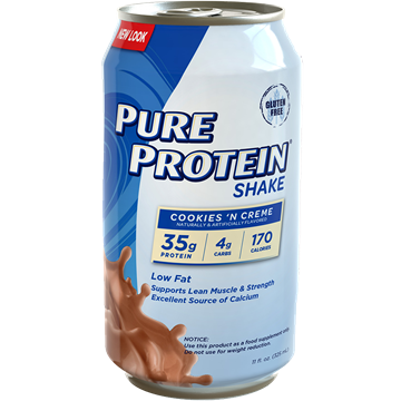 Picture of Pure protein Shake - Cookies 'N' Cream