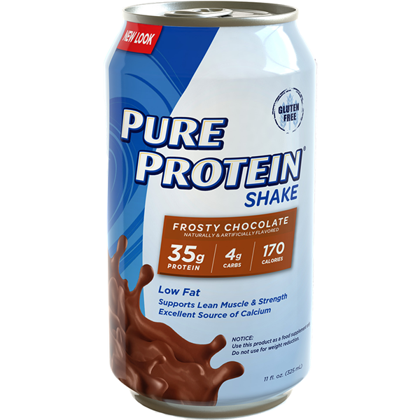 Picture of Pure protein shake - Frosty Chocolate