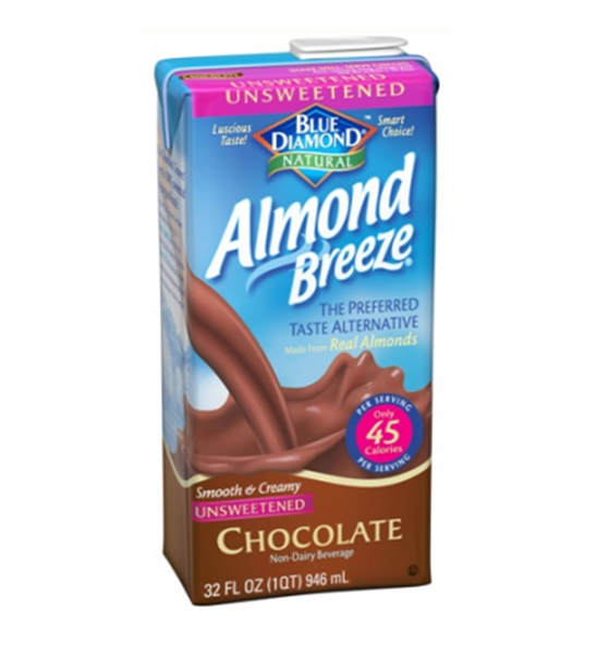 Picture of Blue Diamond Almond Breeze - Chocolate