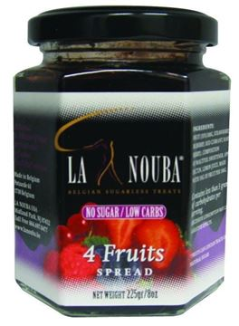 Picture of La Nouba Fruit Spread - 4 Fruits