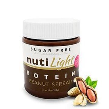 Picture of Nuti light Protein Plus - Peanut Spread & Dark Chocolate