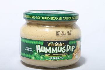 Picture of Hummus - Jalapeno