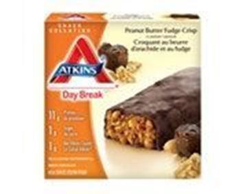 Picture of Atkins Snack  - Peanut Butter Fudge Crisp