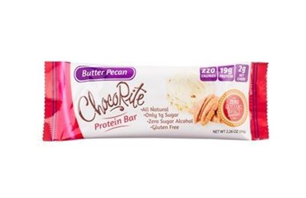Picture of Chocorite protein Bar (64g) - Butter Pecan