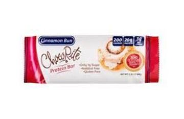Picture of Chocorite Protein Bar (64g) - Cinnamon Bun