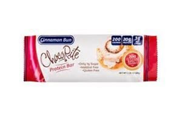 Picture of Chocorite Protein Bar (64g) - Cinnamon Bun
