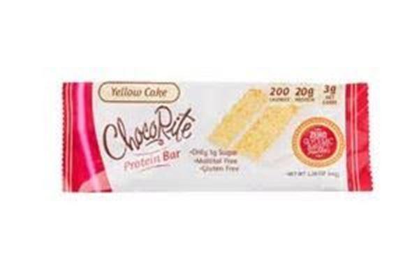 Picture of Chocorite Protein Bar (64g) - Yellow cake