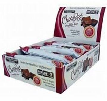 Picture of Chocorite Protein bar ( 64g) - Double Chocolate Extreme Box of 12 Bars