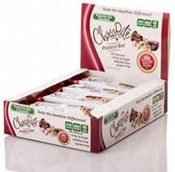 Picture of Chocorite Protein Bar ( 64g) - Pistachio Nut Chocolate Box of 12 Bars