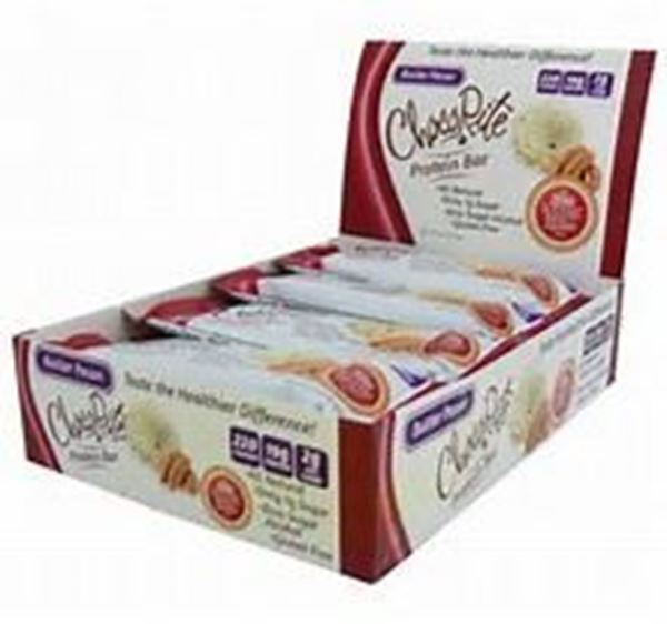 Picture of Chocorite Protein bar ( 64g) - Butter Pecan Box of 12 Bars
