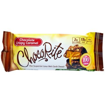 Picture of Chocorite Bar  - Chocolate crispy caramel