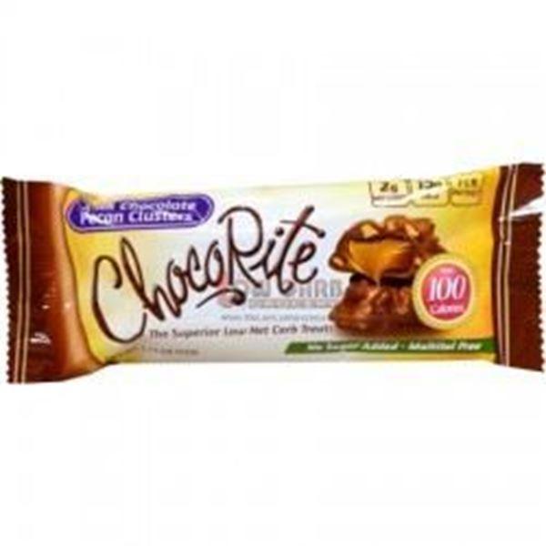 Picture of Chocorite Bar  - Milk Chocolate Pecan Cluster