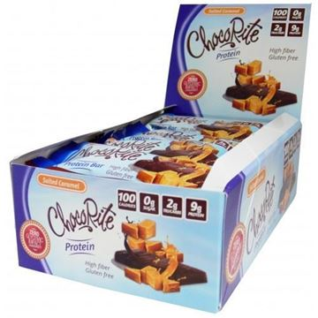 Picture of Chocorite Bar - Salted Caramel  Box of 16 Bars