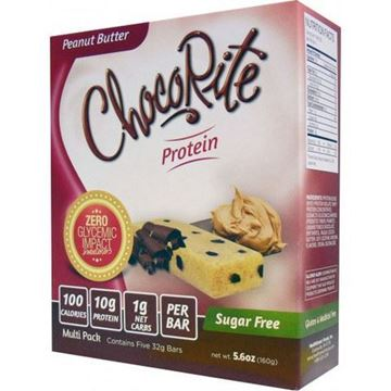 Picture of Healthsmart Chocorite Bar  - Peanut Butter