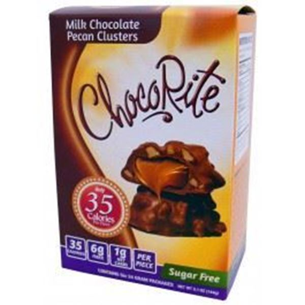 Picture of Healthsmart Chocorite Bar ( Value pack ) - Milk Chocolate Pecan