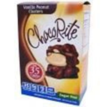 Picture of Healthsmart Chocorite Bar ( Value pack ) Vanilla Peanut Cluster