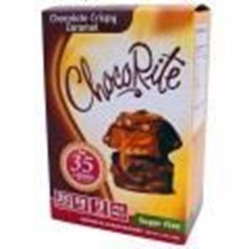 Picture of Healthsmart Chocorite Bar (Value pack )Chocolate Crispy Caramel