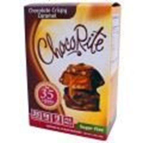 Picture of Healthsmart Chocorite Bar (Value pack )Chocolate Crispy Caramel